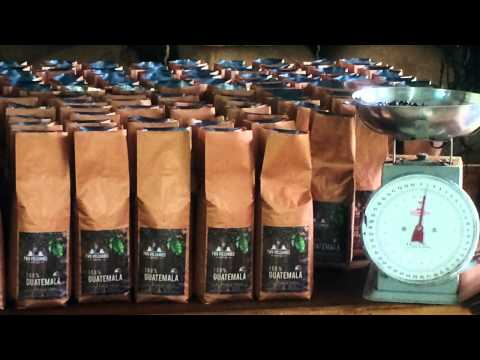 Two Volcanoes Coffee Promotional Video 1 - Learn About Two Volcanoes Coffee