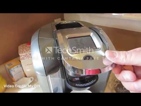 Keurig K525: Product Overview
