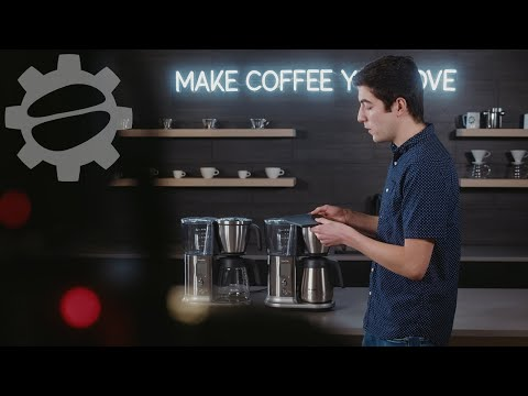 Breville Precision Brewer Tips and Tricks