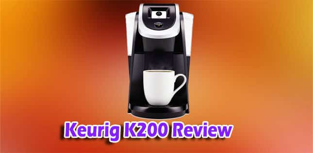 Keurig K200 Review
