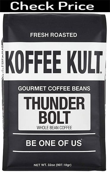 Koffee Kult Thunder Bolt French Roast